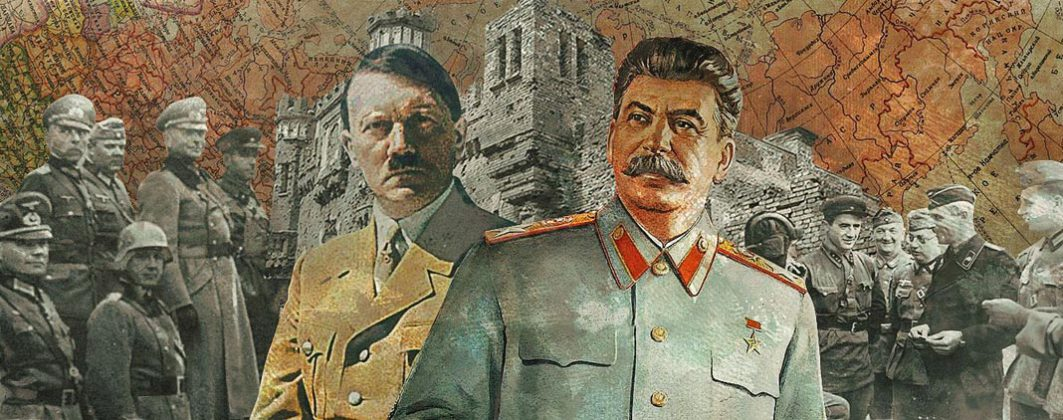 comparing hitler and stalin in their Start studying hitler and mussolini similarities and differences learn vocabulary, terms, and more with flashcards, games, and other study tools.