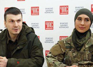 Адам Осмаев и Амина Окуева. Главные новости Украины сегодня без цензуры