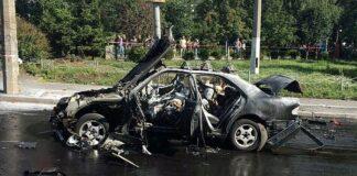 в Киеве взорвался автомобиль. Главные новости Украины сегодня без цензуры