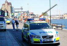 полиция в Швеции. Главные новости Украины сегодня без цензуры