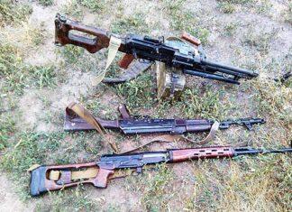 оружие путинистов на Донбассе. Главные новости Украины сегодня без цензуры
