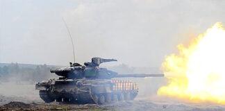 украинский танк стреляет. Главные новости Украины сегодня без цензуры