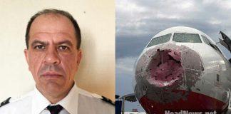 Акопов и его самолет, побитый градом. Главные новости Украины сегодня без цензуры