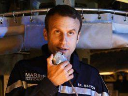 Макрон на подводной лодке. Главные новости Украины сегодня без цензуры