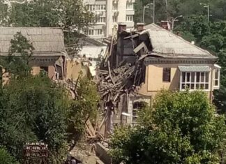 в Киеве взорвался дом. Главные новости Украины сегодня без цензуры