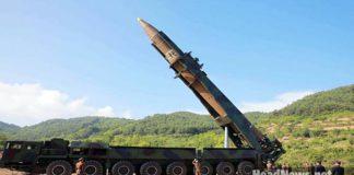 Ракета КНДР Hwasong-14. Главные новости Украины сегодня без цензуры