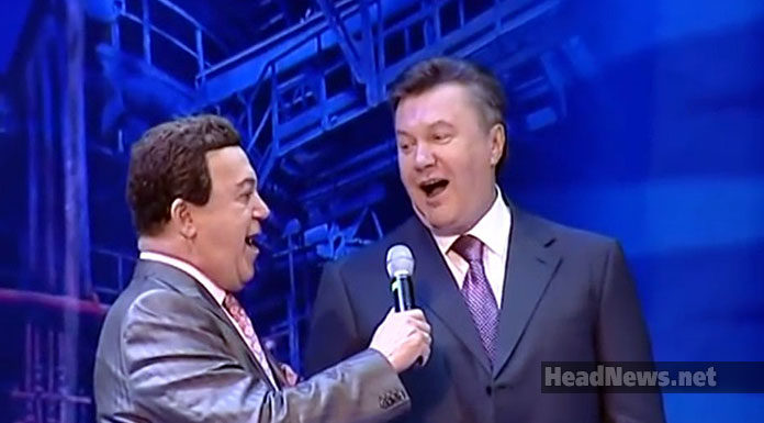 Кобзон и Янукович. Главные новости Украины сегодня без цензуры