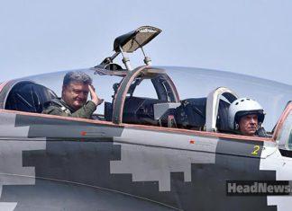 Порошенко полетал на МиГ-29. Главные новости Украины сегодня без цензуры