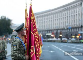 парад в Киеве. Главные новости Украины сегодня без цензуры