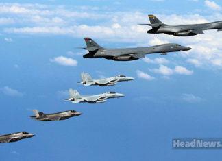 авиагруппа F-35, F-15 и B1. Главные новости Украины сегодня без цензуры