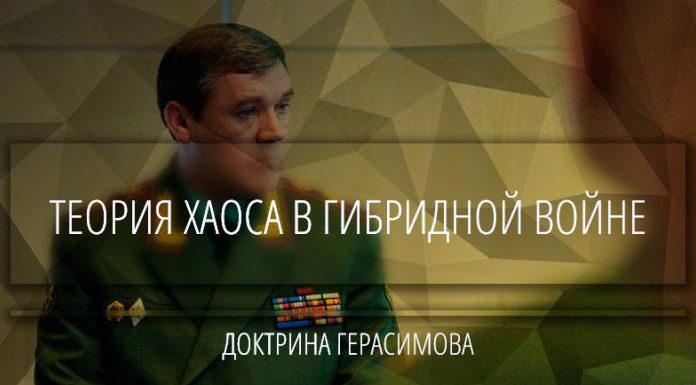 теория хаоса в российской гибридной войне. Главные новости Украины сегодня без цензуры