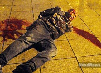 бойня, которую устроил Саакашвили. Главные новости Украины сегодня без цензуры