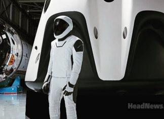 скафандр SpaceX. Главные новости Украины сегодня без цензуры