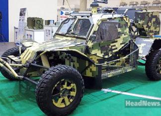 Легкий тактический автомобиль армии Украины. Главные новости Украины сегодня без цензуры
