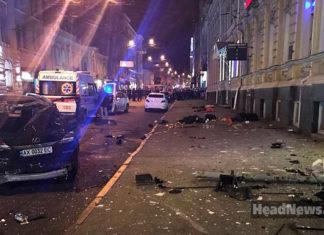 ДТП в Харькове. Главные новости Украины сегодня без цензуры
