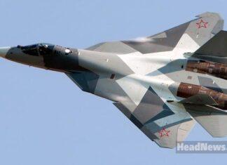 отсталая псевдоневидимка мутного поколения Су-57. Главные новости Украины сегодня без цензуры