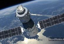 Китайская космическая станция Tiangong-1 (Небесный дворец). Главные новости Украины сегодня без цензуры