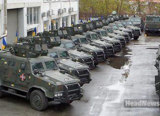 Бронеавтомобиль Козак-2 MRAP. Главные новости Украины сегодня без цензуры