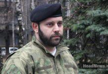 Мамука Мамулашвили, командир Грузинского легиона. Главные новости Украины сегодня без цензуры