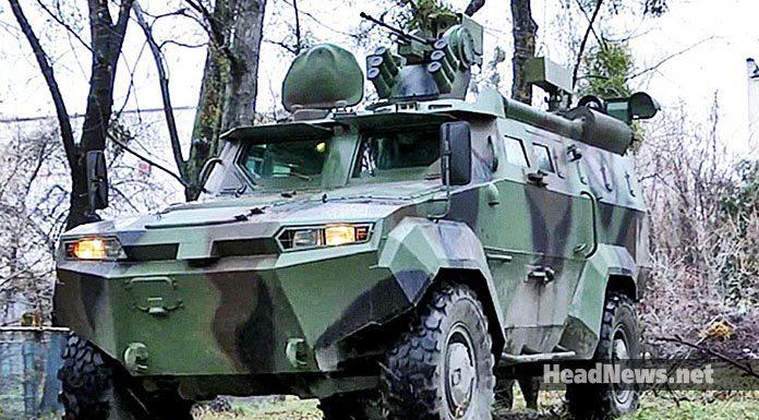 бронеавтомобиль Тритон, Украина. Главные новости Украины сегодня без цензуры