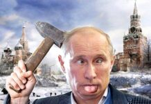Путин и молоток. Главные новости Украины сегодня без цензуры