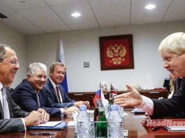 Борис Джонсон в России. Главные новости Украины сегодня без цензуры