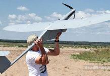 БПЛА Fly Eye. Главные новости Украины сегодня без цензуры