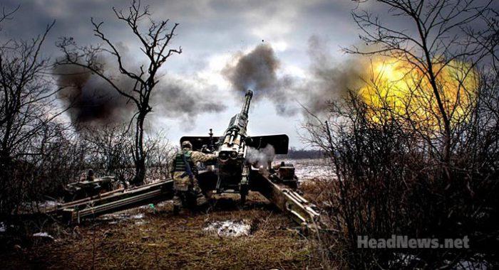 Война России против Украины. Хроника декабря 2017
