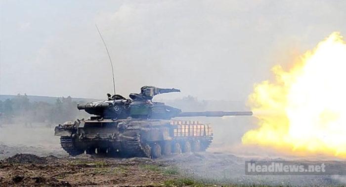 Война России против Украины. Хроника января 2018