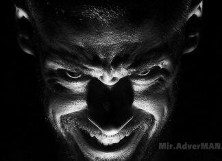 dark face. Главные новости сегодня