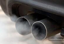 выхлопные газы авто. Главные новости сегодня