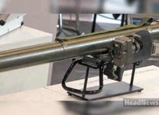 Термобарический 107-мм гранатомет армии Украины. Главные новости Украины сегодня без цензуры