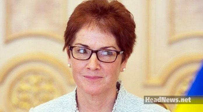 Посол США в Украине Мари Йованович. Главные новости Украины сегодня