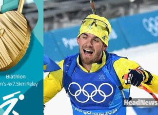 Шведский биатлонист. Главные новости Украины сегодня без цензуры