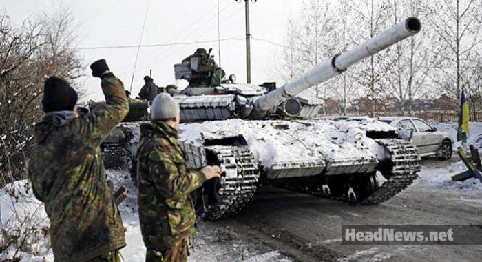 Война России против Украины. Хроника февраля 2018