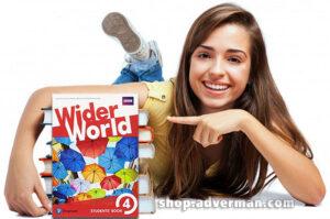 Wider World Pearson - английский язык