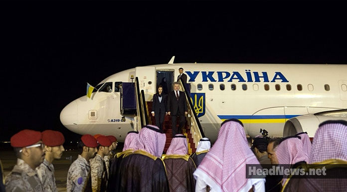 Порошенко, Саудовская Аравия. Главные новости Украины сегодня без цензуры