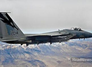 F-15 144 крыла нацгвардии США. Главные новости Украины сегодня без цензуры