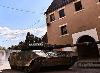 Украинский Т-84 в Германии. Главные новости Украины сегодня без цензуры