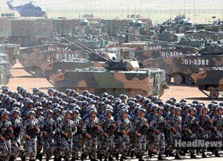 Армия Китая. Главные новости Украины сегодня без цензуры