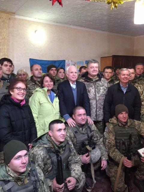 Джон Маккейн и Украина. Главные новости Украины сегодня без цензуры