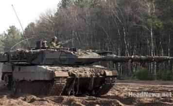 Leopard 2, Леопард-2. Главные новости Украины сегодня без цензуры