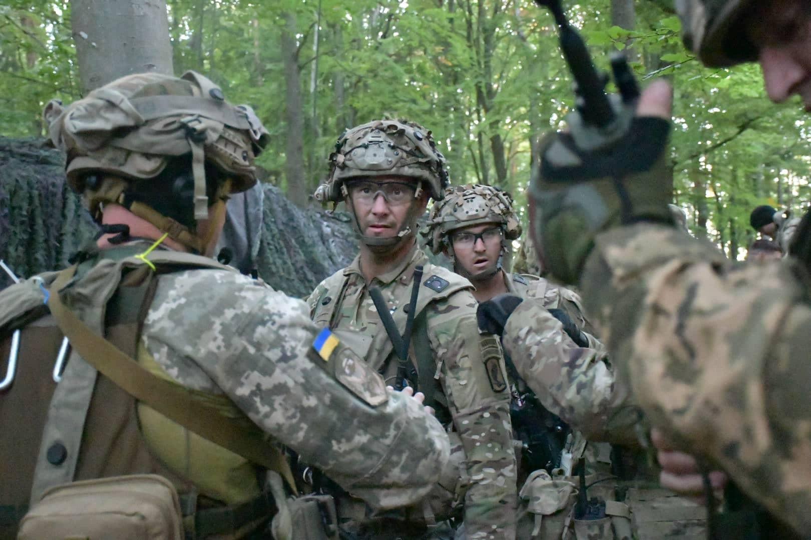 Захвачен американский штаб. Saber Junction 2018. Главные новости Украины сегодня без цензуры