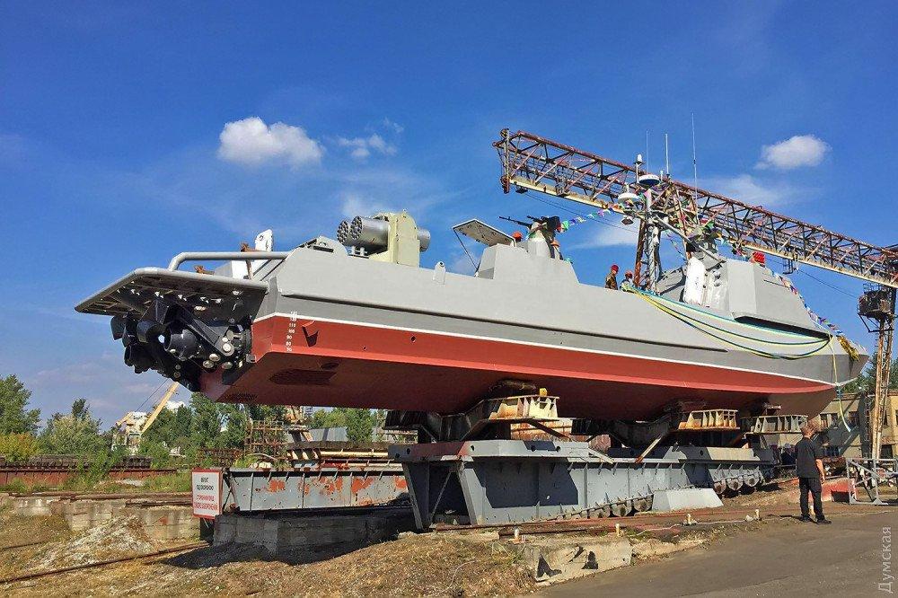 Десантно штурмовой бронированный катер Кентавр ВМС Украины. Главные новости Украины сегодня без цензуры