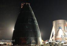 SpaxeX Starship prototype. Главные новости Украины сегодня без цензуры