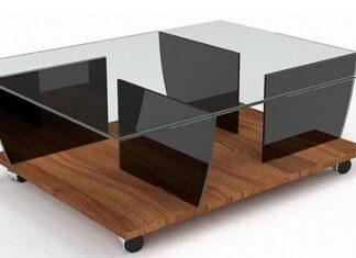 Журнальный столик на любой вкус – выбирайте в интернет-магазине Маркет Мебели