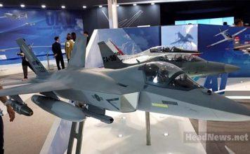 Korean Fighter Xperiment