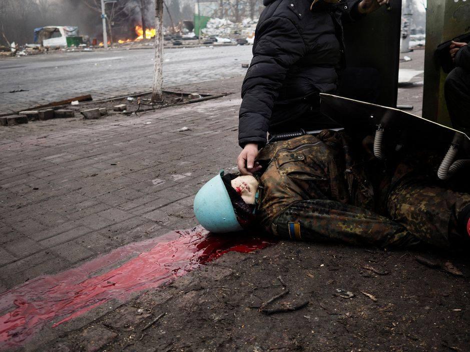 Устим Голоднюк. Институтская, Майдан, Киев. Главные новости Украины сегодня без цензуры