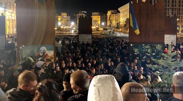Майдан против Зеленского. Главные новости Украины сегодня без цензуры