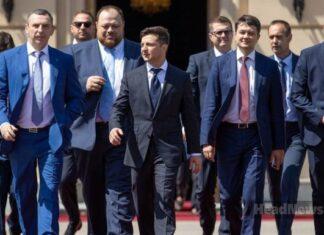 Зе нео-совок с конферансом и кордебалетом. Главные новости Украины сегодня без цензуры